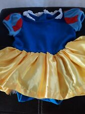 DISNEY BABY 3-6 SNOW WHITE BABY GROW VEST