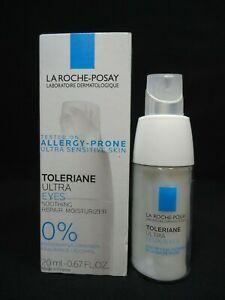 La Roche-Posay Toleriane Ultra Eyes Soothing Repair Moisturizer 0.67 oz 02/2022