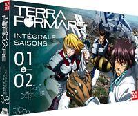 ★Terra Formars ★Intégrale des 2 Saisons - Edition Collector Limitée (12 DVD)