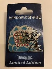2013 Limited Edition Jack Skellington Window to the Magic Pin