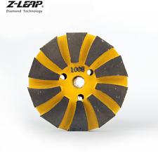 "3"" Diamond Floor Polishing Pads Metal Grinding Disc for Concrete Floor Scrubber"