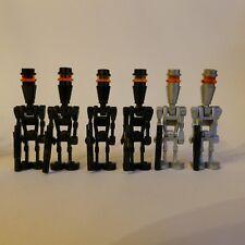 Lego® Star Wars™ Figuren Armee 6x Assassin Droid sw229 sw222 mit Waffen