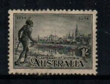 Australia Scott 144a Mint hinged (partial / disturbed gum) - Catalog Value $70