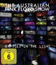 THE AUSTRALIAN PINK FLOYD SHOW - EXPOSED IN THE LIGHT - BLU-RAY - NEW+!!