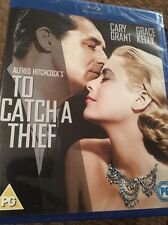 To Catch A Thief (Blu Ray Region Free) Factory Sealed FAST SHIPPING