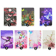 For Samsung Galaxy Tab 3 Lite 7.0 T110 T111 Case 7 inch Universal Leather Cover