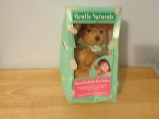 WARM PACK FOR EAR ACHES  BEAR PROVIDES WARM SOOTHING COMFORT BABY ORAJEL