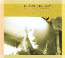La Vie Electronique, Vol. 4 [Digipak] by Klaus Schulze (CD, Aug-2009, 3 Discs, Revisited (Germany))