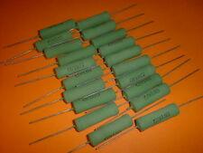 20x 1,5 kOhm / 10 Watt Widerstand Wirewound-Power Resistor