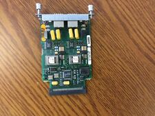 CISCO VIC-2FXO-EU Two-port Voice I/face Card - FXO (EU)