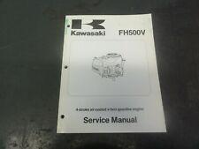 Kawasaki Fh500v 4 Stroke Air Cooled V Twin Gasoline Engine Service Manual