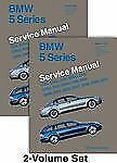 Bmw 5 Series (e60, E61) Service Manual: 2004, 2005, 2006, 2007, 2008, 2009, 2...
