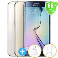 Samsung Galaxy S6 Edge G925 | GSM Factory Unlocked | 32GB 64GB 128GB | Excellent