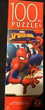 Marvel Avengers Spider-Man Spider Jigsaw Puzzles 100 Piece - New sealed.