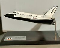 Extremely RARE Danbury Mint - Space Shuttle Columbia ( STS-1 )