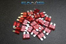 (25) PACK ATC 10 AMP FUSES ATO FUSE BLADE STYLE CAR BOAT AUTOMOTIVE AUTO ATC10