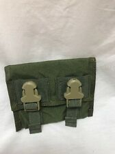 Eagle Industries Triple 40mm Pouch MOLLE OD Green LE Marshals SWAT