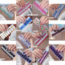 Glitter nail wraps full sticker self adhesive polish foils decoration art'SP