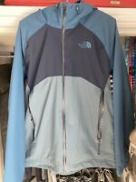 The North Face Stratos Jacket Dryvent Blue Small