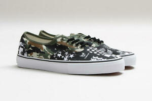 VANS SYNDICATE AUTHENTIC S WEIRDO DAVE CHINA GIRL SUMMER GREEN CAMO supreme