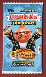 HOBBY Collector Edition 2020 GARBAGE PAIL KIDS Food Fight! #d AUTO HOT PACK GPK!
