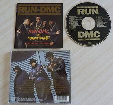 RARE CD ALBUM GREATEST HITS 1983-1991 - RUN DMC  20 TITRES 1998