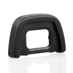 Camera Eyecup Dk-23 Rubber Black Eyepiece for Nikon D300 D300S D7100 D600 D700