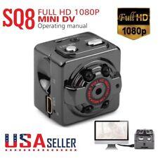 SQ8 Mini Car DVR Camera HD 1080P Night Vision Mini Camcorder Micro Car Camera US