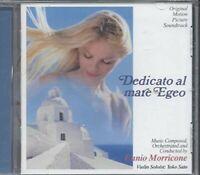 Ennio Morricone - Dedicato Al Mare Egeo (Original Soundtrack) [New CD] Ltd Ed, I