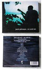 JACK JOHNSON On And On .. Digipak CD