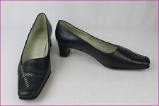 Zapatos Zapatos de calle SWEET Cuero Azul Marino T 37,5 MUY BUEN ESTADO