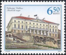 Estonia 2001 Government House/Buildings/Architecture/Heritage/History 1v  ee1135