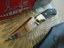 Gil Hibben Sidewinder Dagger Bowie Hunter Knife 7mm Full Tang 7Cr17 GH5058 New