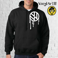 Volkswagen Drip Hoodie Style hooded Sweatshirt