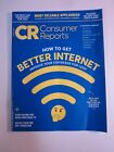 Consumer Reports August 2021   Get Better Internet  Save on Cable TV  Appliances photo