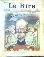 Le RIRE N° 322 du 5 Janvier 1901 - Lord Roberts