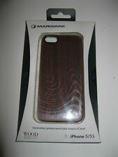 MARWARE AEWL1JET HANDCRAFTED GENUINE WOOD  JETSTREAM SHELL FOR  iPhone
