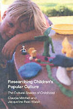 Researching Children's Popular Culture-ExLibrary