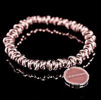 Emporio Armani armband  egs2490221 edelstahl IP rose neu