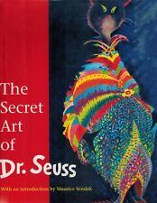 The Secret Art of Dr. Seuss 1st Edition HC BOOK