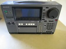 SONY PORTABLE SHORT WAVE RADIO UNIT CRF-V21 CLEAN LOOKING