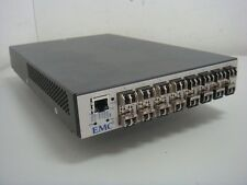 emc2 DS-4400m with PSU and transceivers