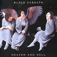 Heaven and Hell [Remaster] by Black Sabbath (CD, Jan-1996, Castle)