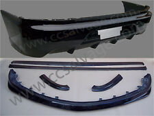MITSUBISHI EVO 8 9 BODY KIT 03 > 06 BUMPER LIP SIDE SKIRTS SPATS BIRMINGHAM