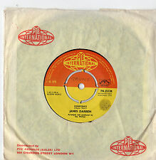 "James Darren - Conscience 7"" Single 1962"
