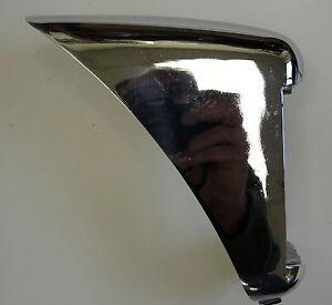 1941 Chrysler Chrome Tail Light Housing, Drivers side
