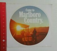 Aufkleber/Sticker: Marlboro Country (250716154)