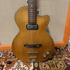 Vintage 1960 Hofner Club 40 Natural Electric Acoustic Guitar *1960s* for sale