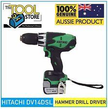 Hitachi DV14DSL Drill
