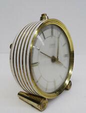 vintage 60s alarm clock - Ältere kleine Wecker Uhr Wehrle 1960er